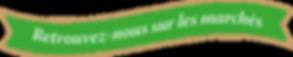 Retrouvez-nous sur les marchés de Kérity Pont l'Abbé Quimper Fouesnant