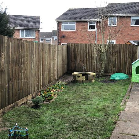 new fencing bridgend