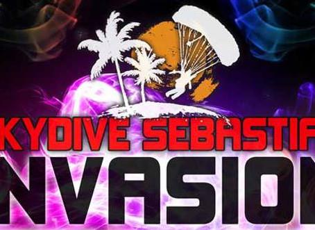 Skydive Sebastian's Invasion Boogie