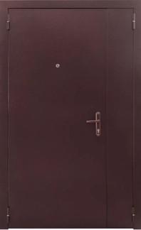 Тамбурная дверь снаружи