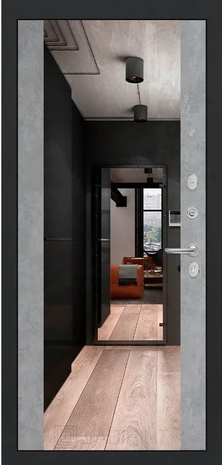 зеркало бетон