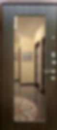 Входная дверь Арт Z1 венге