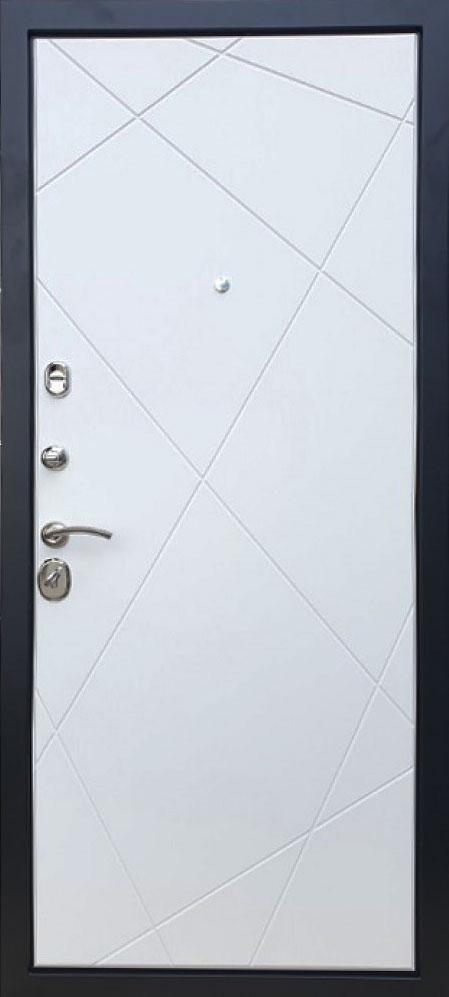 дверь АРТ 50 белый мат