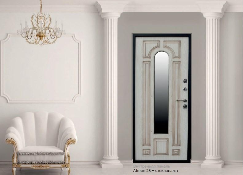 Сударь Рим с окном в интерьере