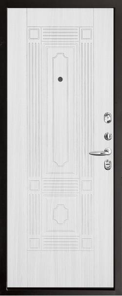 внутренняя отделка белый ясень панель Чиж