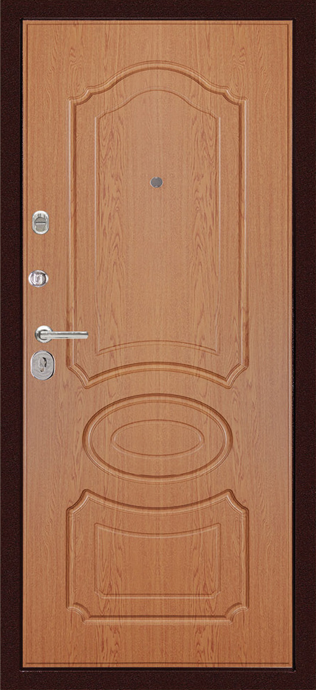 дверь дива мд-09 дуб светлый