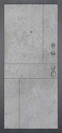 дверь Сударь мд 48 светлый бетон