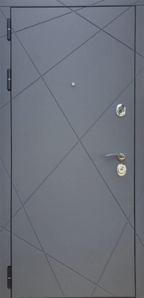 дверь АРТ 50 Ultima серый мат