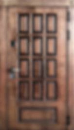 уличная дверь центурион с корабельной фанерой и терморазрывом