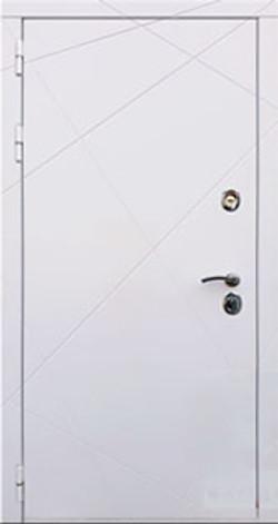 дверь АРТ 50 Ultima Белая