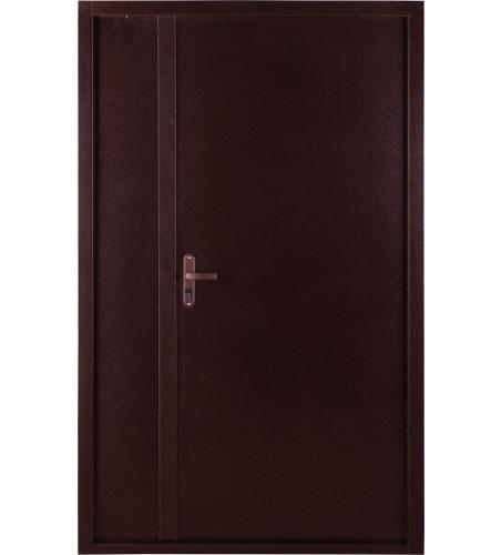 Тамбурная дверь изнутри