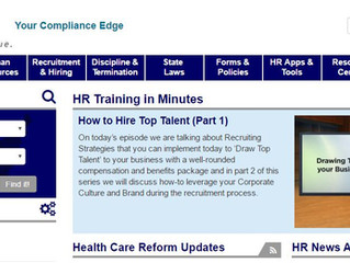Access Your New HR Library