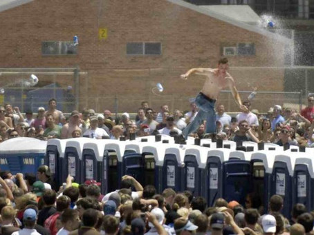 How Not To Get Arrested at Alpha Psi Rodeo