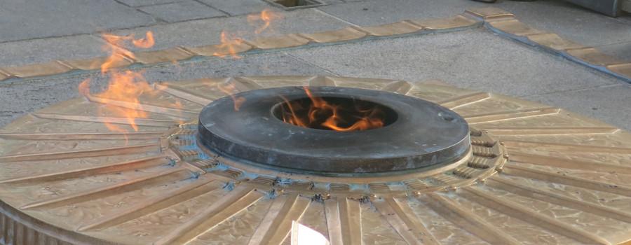Ravivage de la flamme des 3e