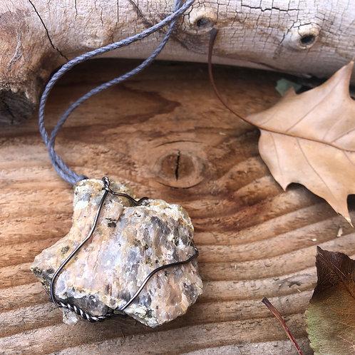 Large Earth Stone (Heavy, Quartz-lined, Complex)