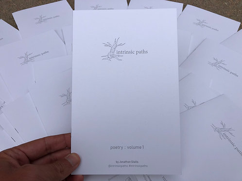 Intrinsic Paths Poetry Vol 1