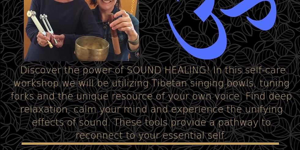 SOUND HEALING SELF-CARE WORKSHOP