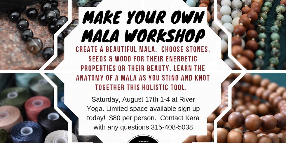 Make Your Own Mala with Kara!