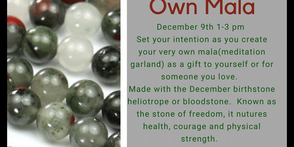 Make your own Mala!