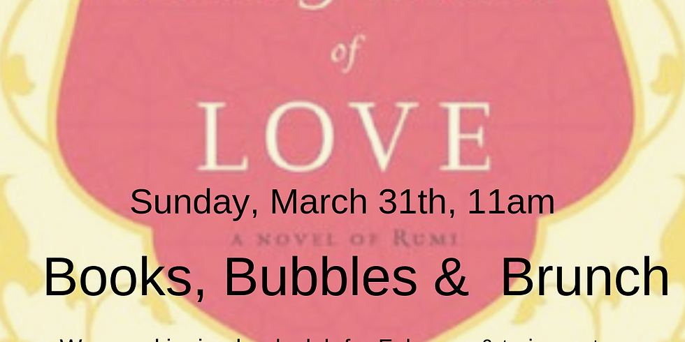 Books, Bubbles & Brunch (formerly Book Club)