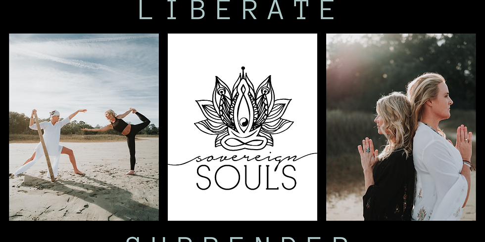 LIBERATE with Sovereign Souls!