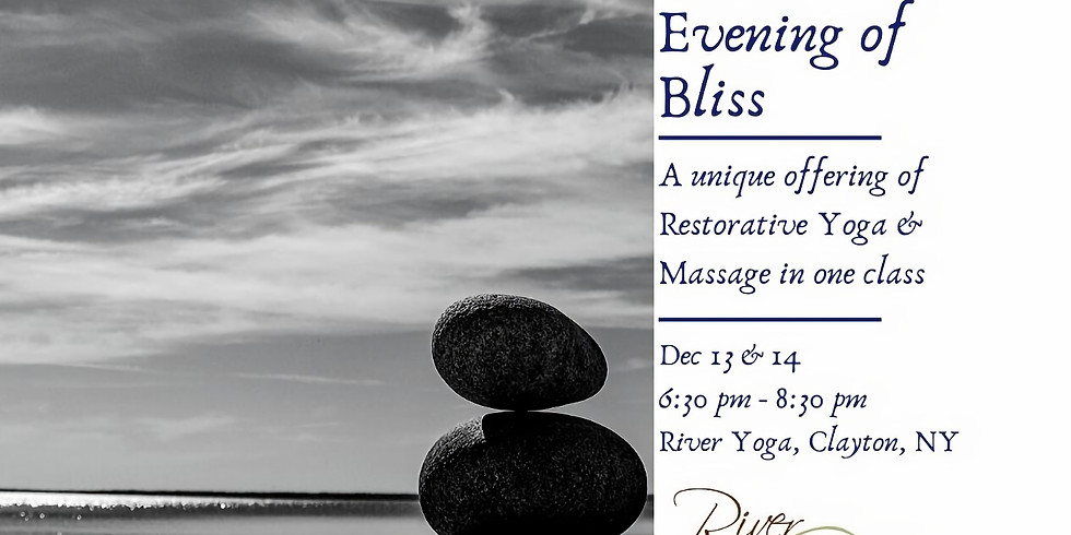 An Evening of Bliss!