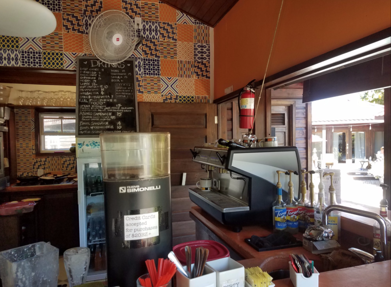Marbucks Coffee House