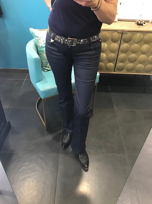 Pantalon enduit Ralph