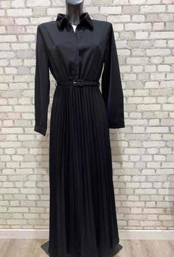 my-style-robe-longue-avec-ceinture-black-1