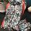 Thumbnail: Foulard Liberty orange