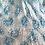 Thumbnail: Foulard Haley bleu