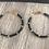 Thumbnail: Boucles d'oreilles Nessy noir