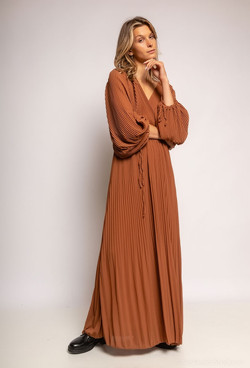 my-style-longue-robe-plissee1-brown-3