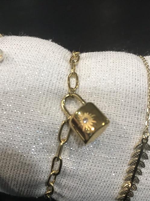 Bracelet Cadenas amour