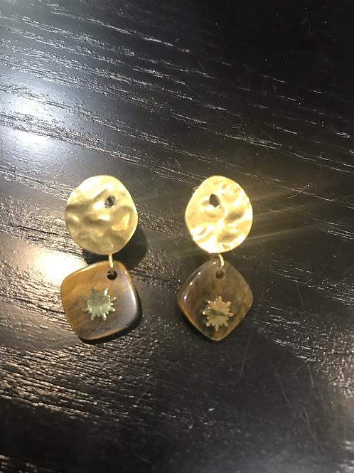 Boucles d'oreilles North