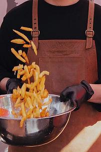 Fries by Kwispy