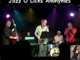 Jazz'o licks anonymes au Moulin de la Tiretaine le vendredi 14 juin 2019