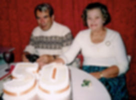 My parents' Golden wedding Anniversary