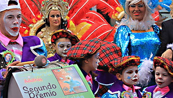 Islas Canarias Carnaval