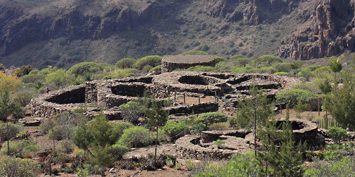 Mundo Aborigen on Gran Canaria