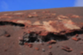 Primeval scenery on Lanzarote