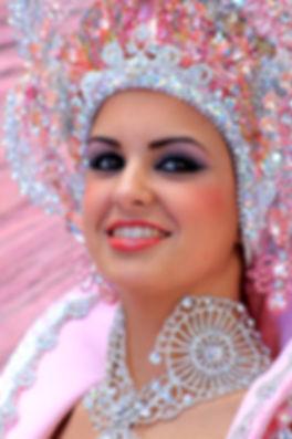 Islas Canarias Espana Carnaval el Coso