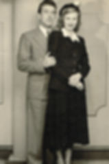 Mum and Dad - Married in 1951