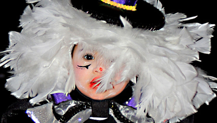 Santa Cruz Tenerife Carnival ( Carnaval )