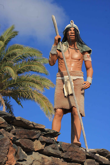 Guanche at Mundo Aborigen
