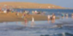 Playa de Maspalomas Gran Canaria