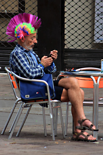 Spectator Carnaval Tenerife