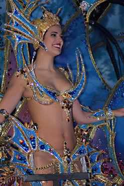 Carnival on Tenerife Glamour in Santa Cruz