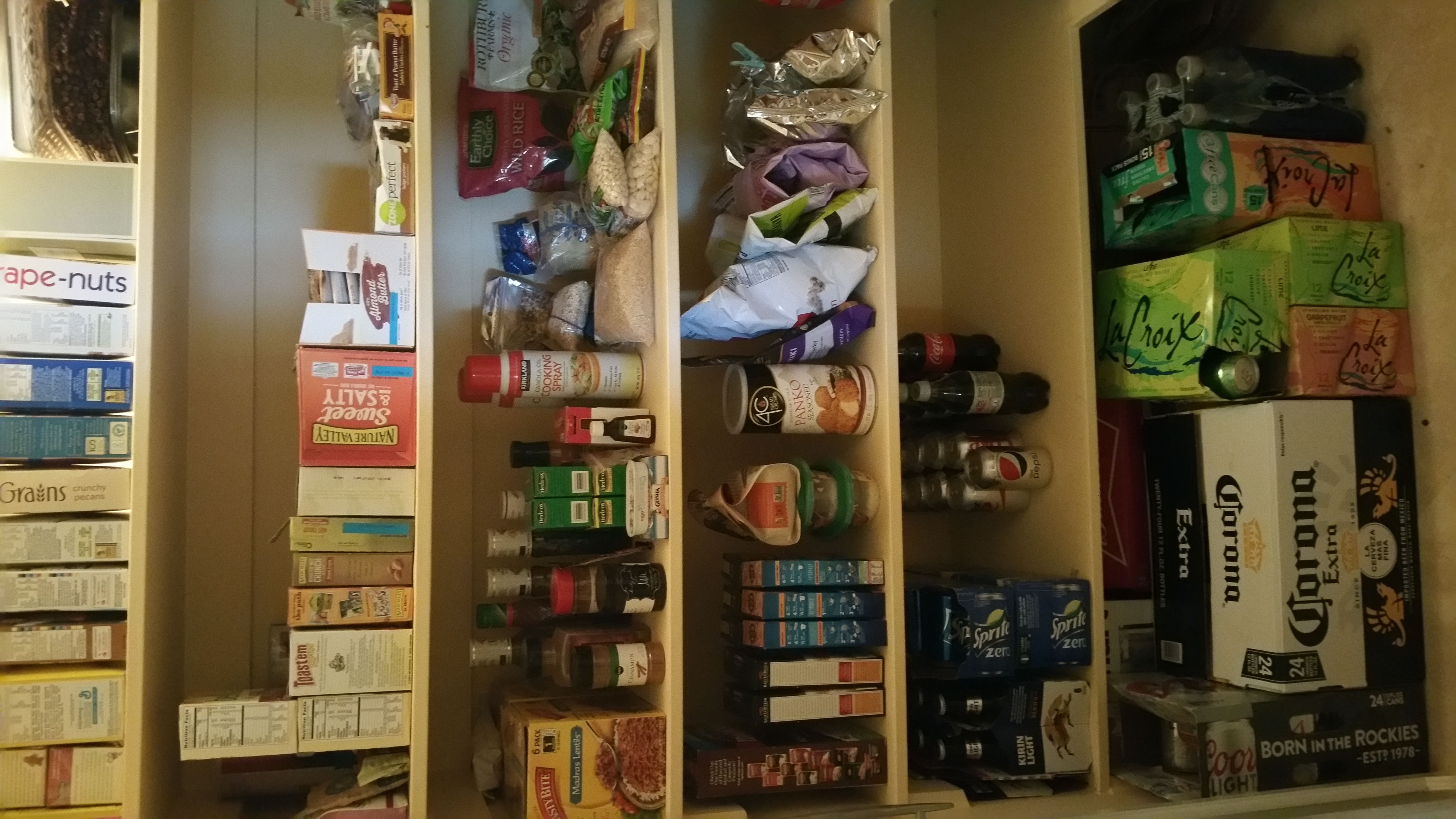 Pantry 1 After