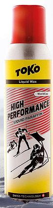 TOKO LIQUID WAX PERFORMANCE 125 ML RED